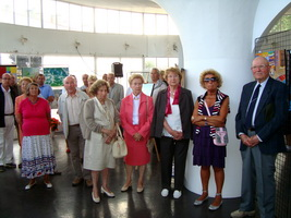 discours au Vernissage de l`exposition Pierre Régnier