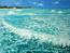 mer houleuse à la Baie aux Prunes - (st-Martin)