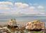 Baie de Royan vue de Vallières vignette