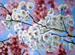 fleurs de cerisier huile sur toile 2011
