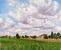 Nuages à Lavernelle (dordogne)