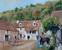 Ferme d`autrefois `St-Florent` près de Lavernelle (dordogne)