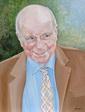 Portrait JCD-huile sur toile
