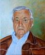 autoportrait buste blouson